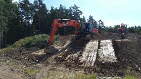 Foto de Nueva opción 'Trimble Ready' para excavadoras Doosan