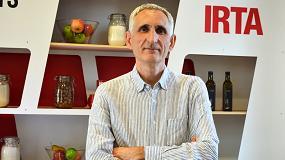 Foto de Josep Usall, candidato propuesto para dirigir el IRTA