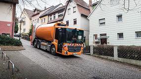 Foto de La empresa municipal de gestión de residuos de Stuttgart incorporará 30 camiones con cajas de cambio automáticas Allison