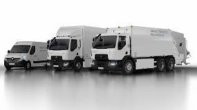 Foto de Los vehículos de la gama Z.E. de Renault Trucks presentados en exclusiva en el IAA 2018