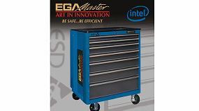 Foto de Ega Master desarrolla el primer carro electrodisipativo ESD para Intel
