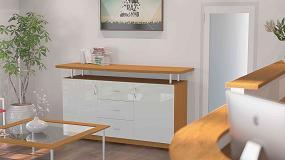 Foto de Nuevas funciones y manejo más sencillo en el software de diseño woodCAD|CAM de Homag