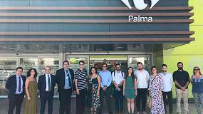 Foto de TheCircularLAB apoya a Carrefour en el lanzamiento de la app Reciclaya en Palma de Mallorca