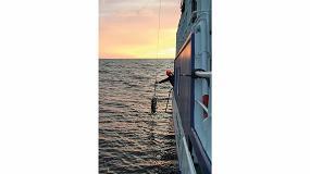 Foto de La temperatura media de la columna de agua en el litoral vasco ha aumentado casi medio grado en los últimos 30 años