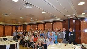 Foto de Veteranos directivos de Posventa y Recambios de New Holland se reúnen en Madrid