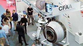 Foto de CFAA y la 30ª Bienal, aeronáutica y máquina-herramienta