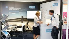 Foto de Aertec Solutions viaja a Farnborough International Airshow