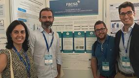 Foto de Expertos internacionales en tecnología de membranas se interesan por el biorreactor sostenible REMEB en Euromembrane 2018