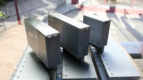 Foto de Metalmaq entrega un equipo de matrices MRA100-2 para plegadora Trumpf