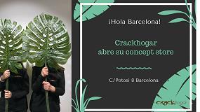 Foto de Nueva Concept Store de Crack Hogar en Barcelona