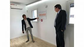 Foto de Deceuninck muestras sus prestaciones de bienestar, confort, salud y ahorro energético en EdiFica
