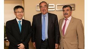 Foto de Mitsubishi Electric firma un acuerdo de colaboración con la CEOE