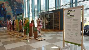 Foto de PEFC presenta la iniciativa 'Forests For Fashion' en la Sede de Naciones Unidas de Nueva York