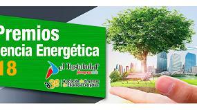 Foto de Convocados los VI Premios de Eficiencia Energética 2018 A3e-El Instalador