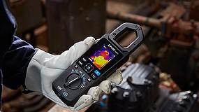 Foto de Gama de productos termográficos y de prueba y medida FLIR para aplicaciones de mantenimiento