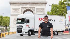 Foto de Los conductores de XPO Logistics, a la altura del desafío del Tour de Francia