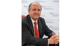 Foto de Javier Esteban, nuevo presidente de GasIndustrial