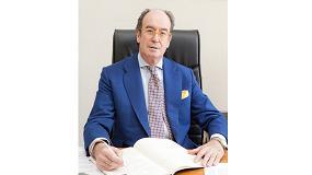 Foto de Alfredo Berges, elegido vicepresidente de UNE, en representación de Anfalum