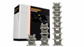 Foto de La tecnología multiláser incrementa la productividad en la fabricación aditiva