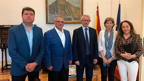 Foto de UECoE se reúne con el secretario de Estado de Educación y Formación Profesional