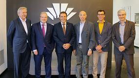 Foto de Fira de Barcelona ratifica su acuerdo de colaboración con Graphispack Asociación