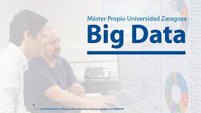 Foto de Universidad de Zaragoza e ITAINNOVA colaboran en el primer Máster de Big Data en Aragón