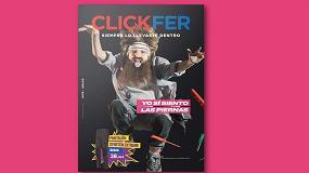 Foto de Clickfer lanza su folleto sobre protección laboral 2018 'Yo sí siento las piernas'