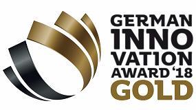 Foto de Endress+Hauser recibe el German Innovation Award