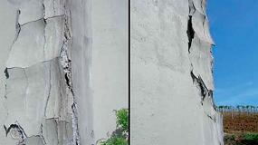 Foto de Reparación del Hormigón: deterioro por ataques químicos