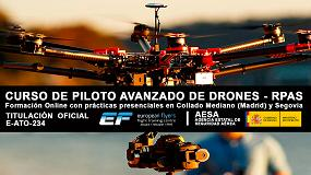 Foto de Curso Oficial de Piloto de Drones/RPAs