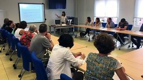 Foto de Feim ofrece una charla sobre la Normativa Española de Embalaje Faproma a los empresarios vascos del sector de la madera