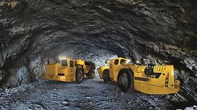 Foto de Llega al mercado la nueva gama de neumáticos Michelin PRO, para equipar máquinas de minería subterránea