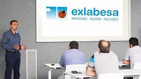 Foto de Exlabesa celebra su reunión comercial de cara a la segunda mitad del año