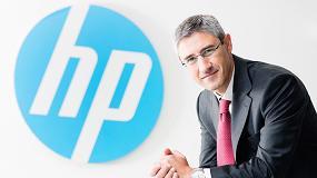 Foto de Entrevista a Ramon Pastor, vicepresidente y director general de HP y presidente del IAM 3D Hub