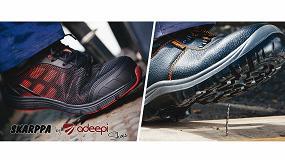 Foto de Calzado de seguridad Skarppa by Adeepi Shoes: diseño, confort y seguridad para los pies