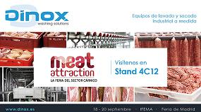 Foto de Dinox, presente en Meat Attraction