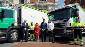 Foto de El Ayuntamiento de Valladolid confía en Scania para reforzar su servicio de recogida de residuos