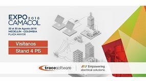 Foto de Trace Software vuela a Colombia para ExpoCamacol
