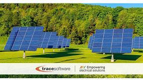 Foto de Trace Software International puede ayudar a administrar todo el sistema fotovoltaico de India