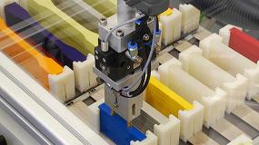 Foto de Automatización y ensayo de materiales de moldeo de plástico
