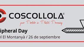 Foto de Los equipos periféricos para la industria del plástico protagonizan el Peripheral Day de Coscollola y CEP