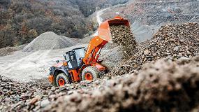 Foto de Hitachi permite afrontar las condiciones de trabajo más duras con la nueva cargadora de ruedas ZW330-6