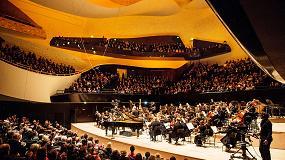 Foto de Música inmaterial e hileras de luz: Jean Nouvel crea un centro internacional de la música