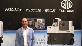 Foto de Entrevista a Gregor Moreno, Product Manager de la unidad de negocio de Cabezal Móvil de Maquinser