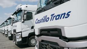 Foto de Castillo Trans renueva su confianza en Renault Trucks con 200 nuevas unidades de la Gama T