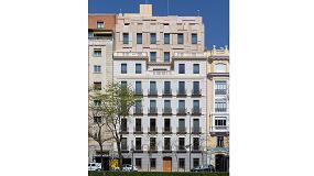 Foto de Instalación de climatización en edificio Paseo de la Castellana 76 de Madrid