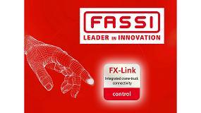 Foto de Fassi y Volvo presentan el innovador sistema FX-Link en la feria IAA de Hannover