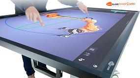 Foto de multiCLASS apuesta por la movilidad de las pantallas táctiles