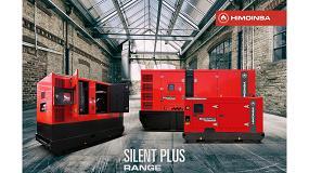 Foto de Himoinsa desarrolla nuevos modelos de la gama Silent Plus, silenciosos y con gran autonomía para el mercado del alquiler