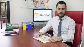 Foto de Entrevista a Manuel Domínguez, director general de Repacar
